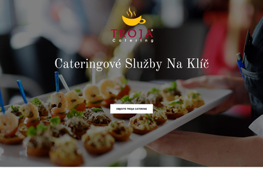 TROJA CATERING , s.r.o. - Catering Praha 8 - Libeň